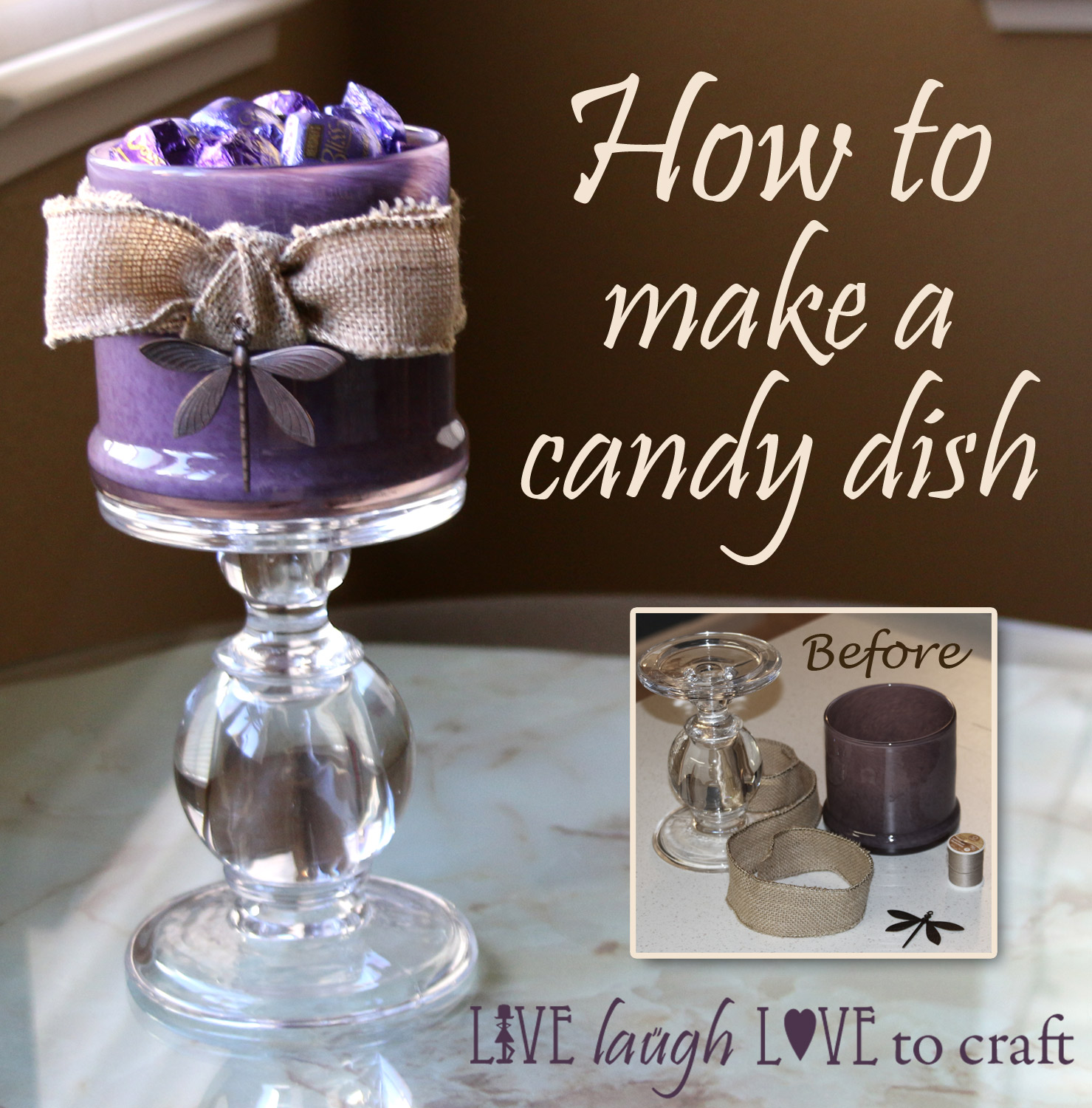 Make Your Own Gifts Live Laugh Love To Craft