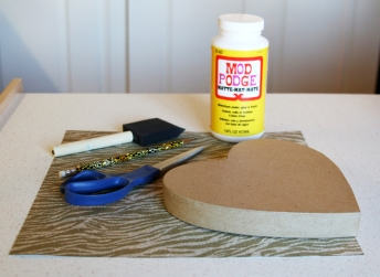 Paper mache art supplies