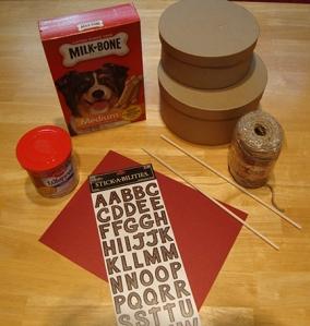 dog-cake-ingredients-supplies