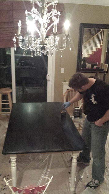 blog-kitchen-table-top-coat-application