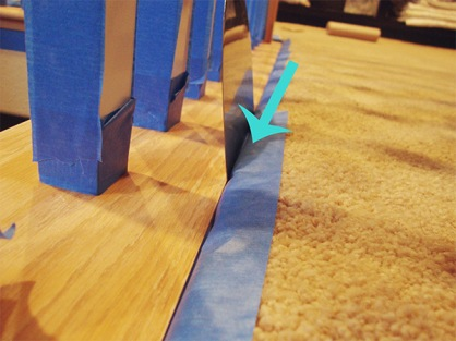 blog-staircase-tuck-carpet-back-with-tape-and-knife