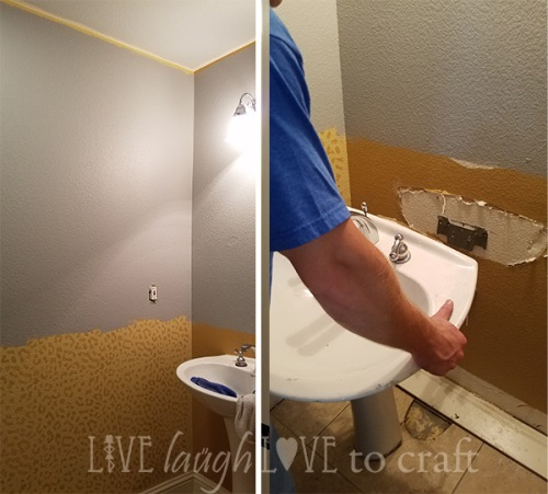 power-room-makeover-paint-sink