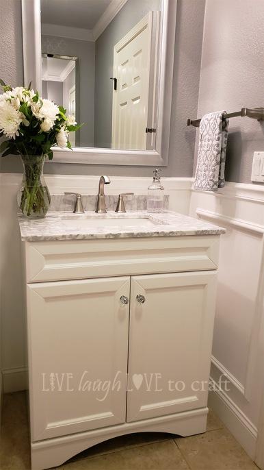 powder-room-white-marble-vanity-home-depot-vinnova-naples