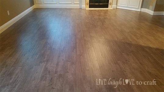 Laminate Flooring Live Laugh Love To Craft