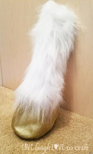 blog-unicorn-hoof-gold-glitter-fur-fuzzy-arm-cuff-hand-covers